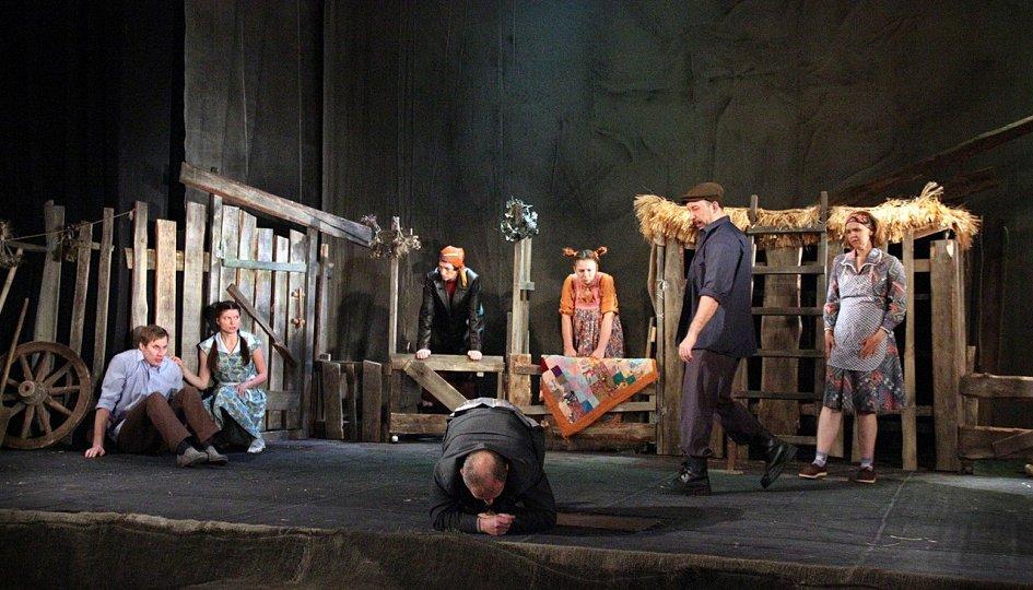 Театр: Очень простая история, Новомосковск