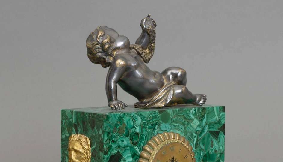 Выставки: Декоративно-прикладное искусство России XVIII — первой трети XIX веков