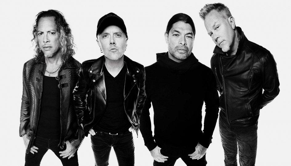 Концерты: Metallica