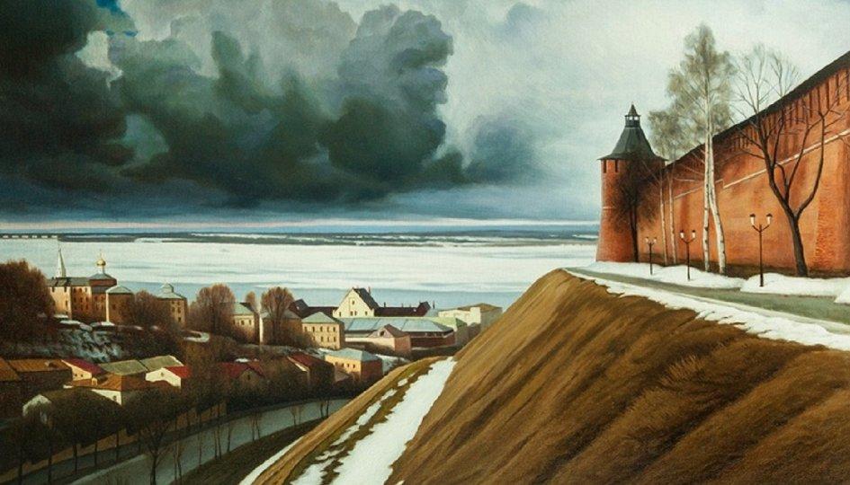 Выставки: Евгений Фролов. Нижегородский голландец