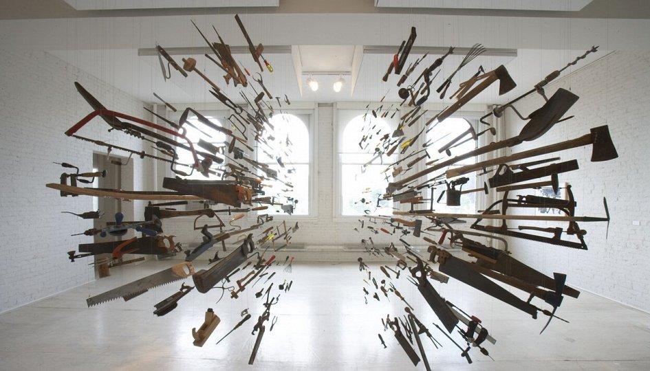 Выставки: Дамиан Ортега. Современный сад