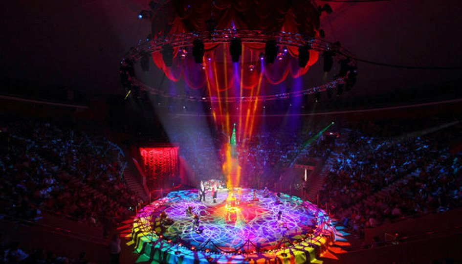Театр: Шоу воды и света