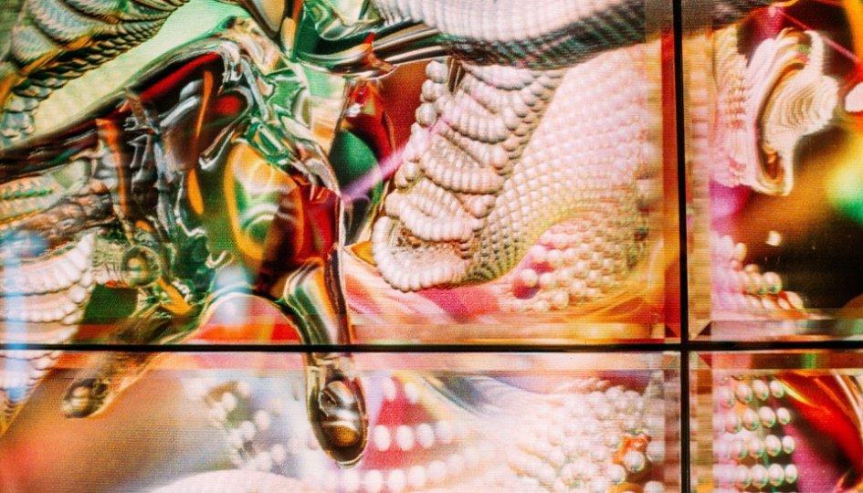 Выставки: Цифровые зеркала Худякова