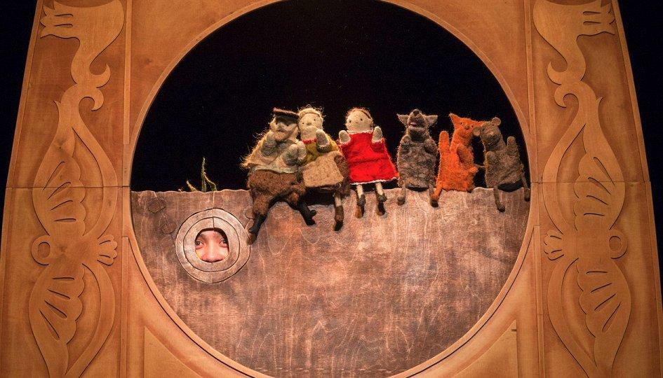 Театр: Репка