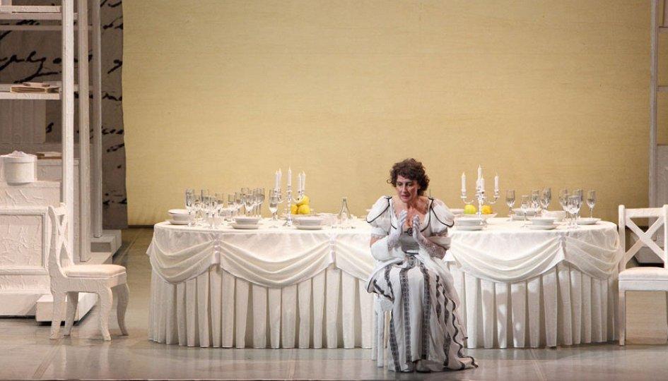 Театр: Евгений Онегин, Пермь