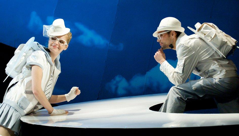 Театр: Отель двух миров, Уфа