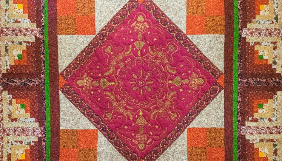 Выставки: Лоскутная мозаика России