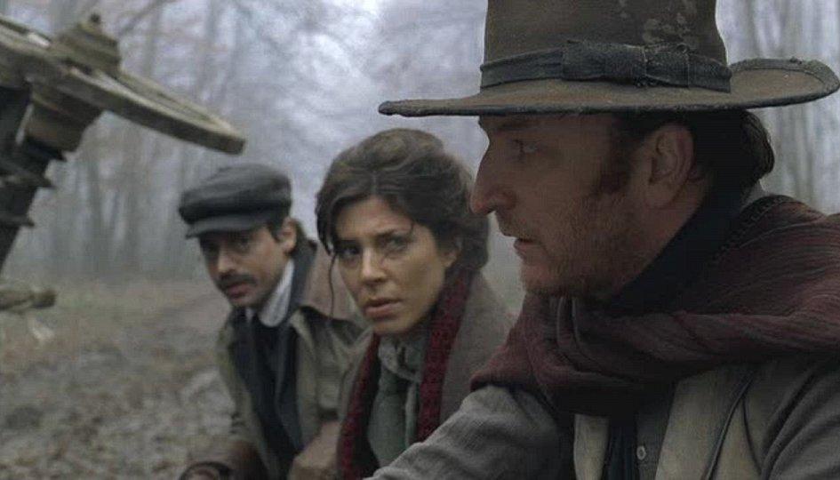 Кино: «Чужие на Диком Западе»