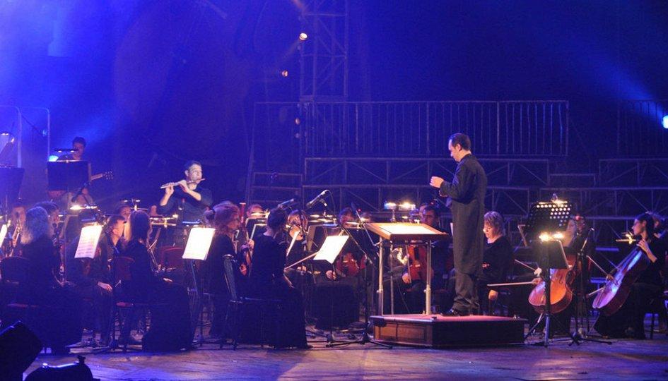 Концерты: «Симфо-рок 2»