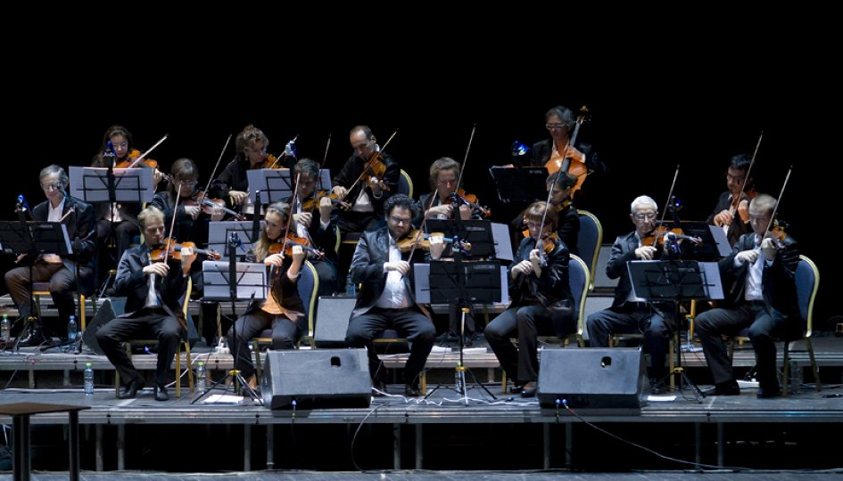 Концерты: Гранд-оркестр Жан-Жака Жустафре