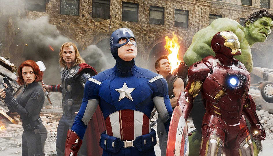 Кино: «Мстители-4»