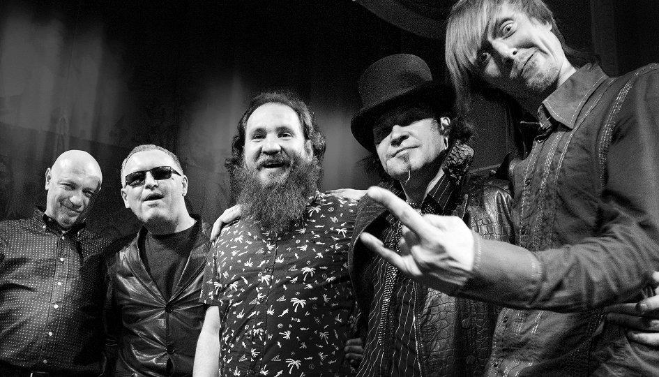 Концерты: Atomic Jam Band