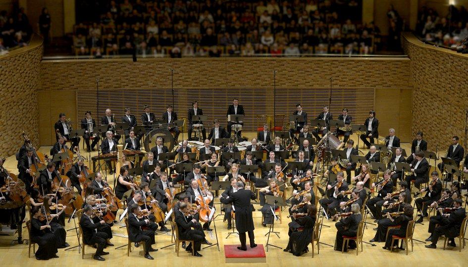 Концерты: Симфонический оркестр Мариинского театра