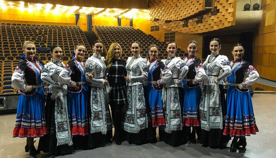 Концерты: Ансамбль российского казачества