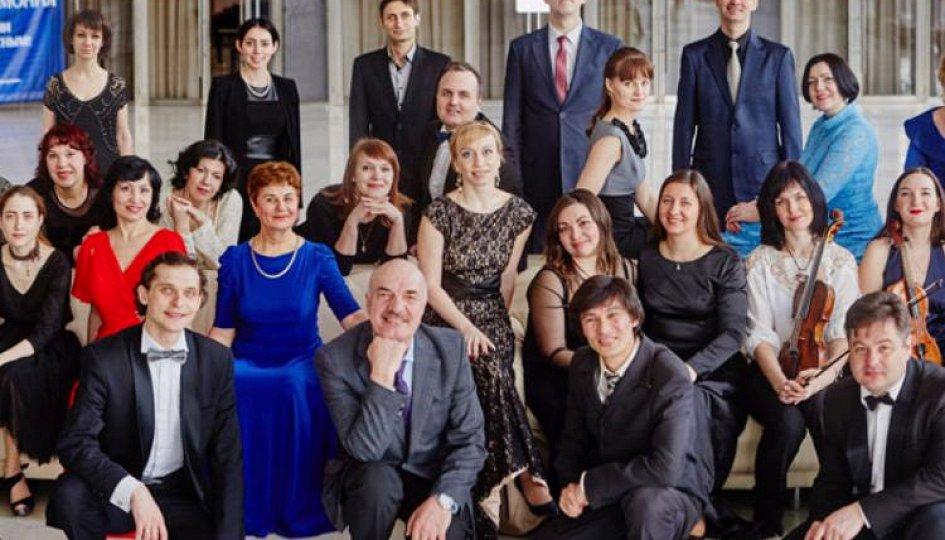 Концерты: «Фарфор поющих звезд»: Ольга Мизюркина