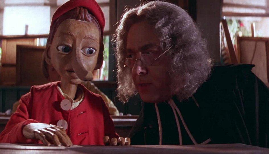 Кино: «Приключения Пиноккио»