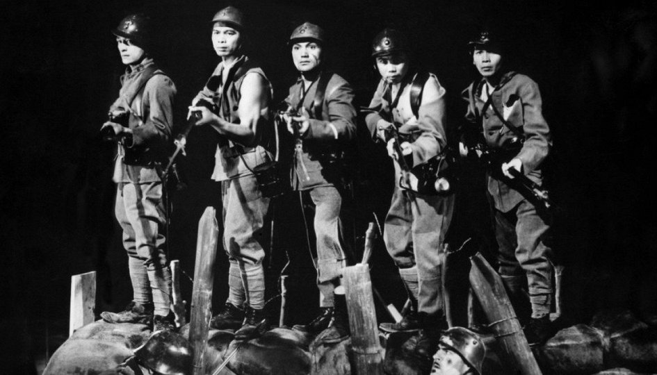 Кино: «Бунт зомби»