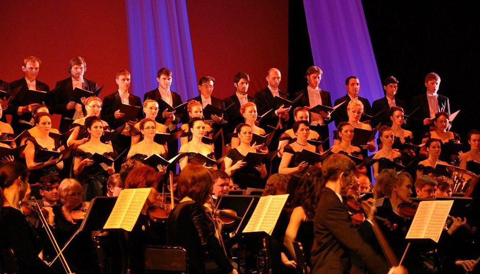 Концерты: Солисты и оркестр театра