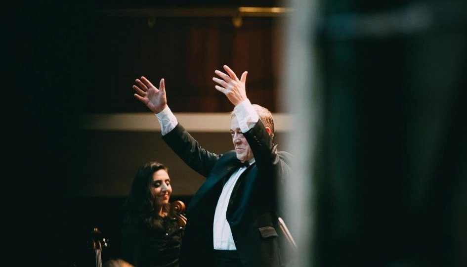 Концерты: «Бетховен. Симфония №6»: Евгений Михайлов