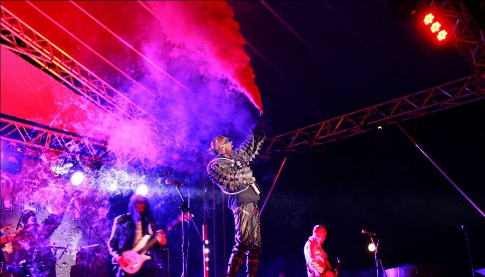 Концерты: «Rammstein Tribute Show»: Kinder