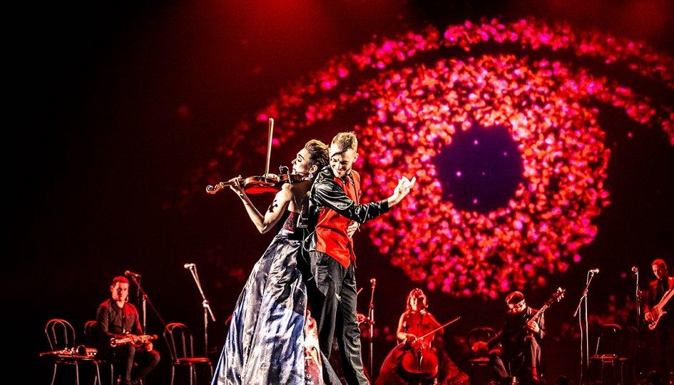 Концерты: «Музыка в темноте»: «Виртуозы Петербурга»