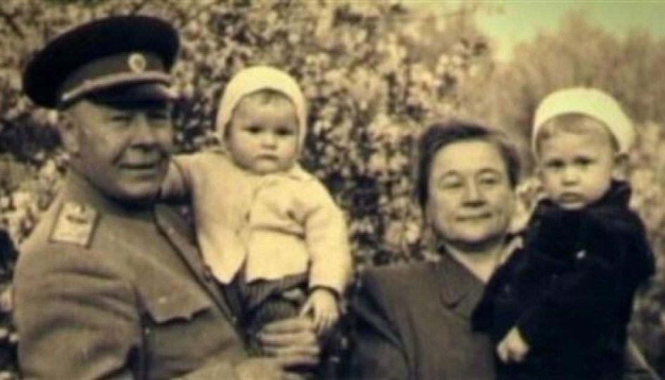 Кино: «Трудная дочь маршала Тимошенко»