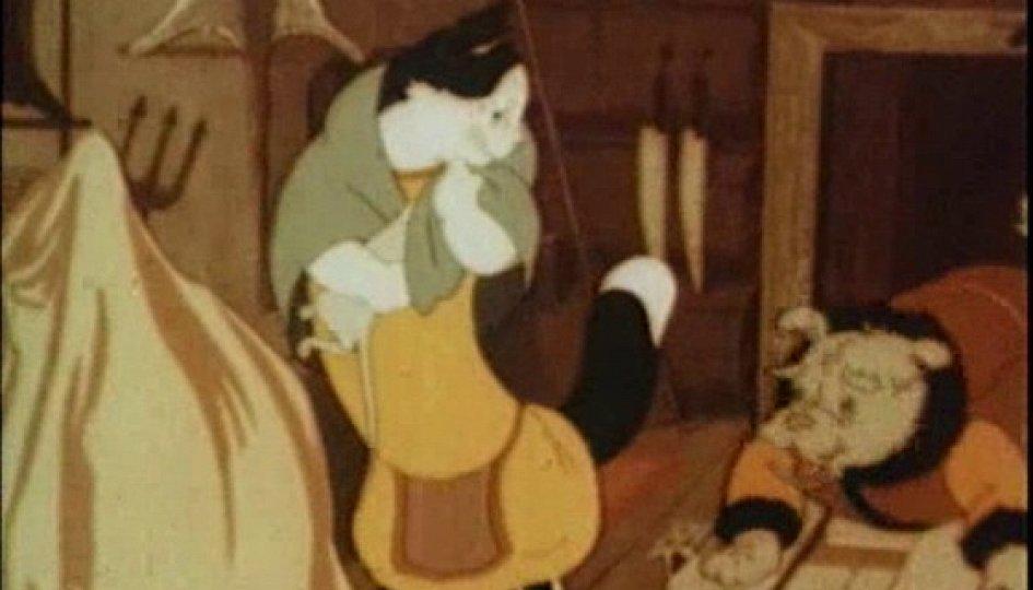 Кино: «Сказка о глупом мышонке»