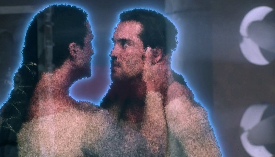 Кино: «Голографический человек»