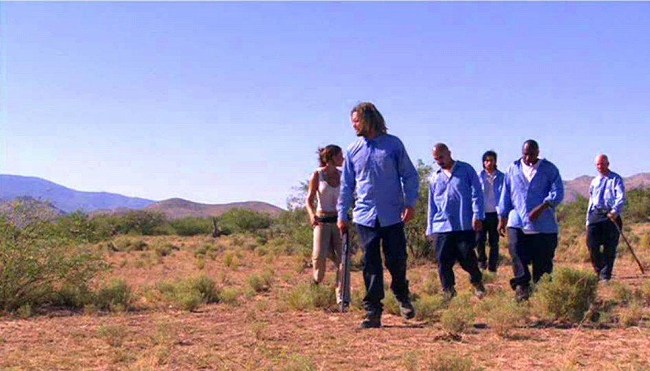 Кино: «Семь мумий»