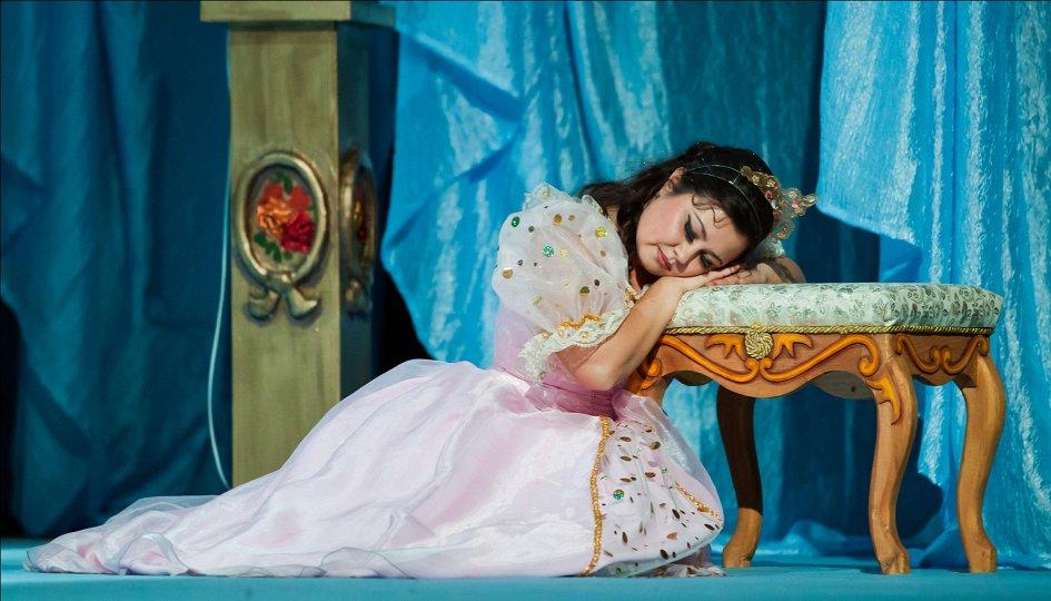 Театр: Хрустальная туфелька, или Сказка о Золушке, Уфа