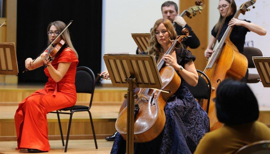 Концерты: «Летний вечер»: «Премьер-оркестр»