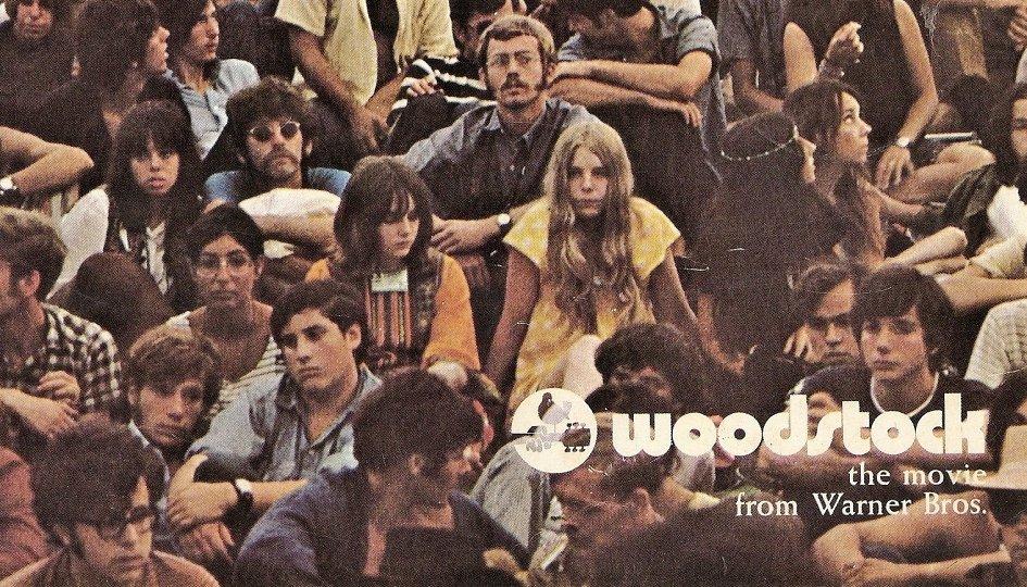 Кино: «Вудсток»