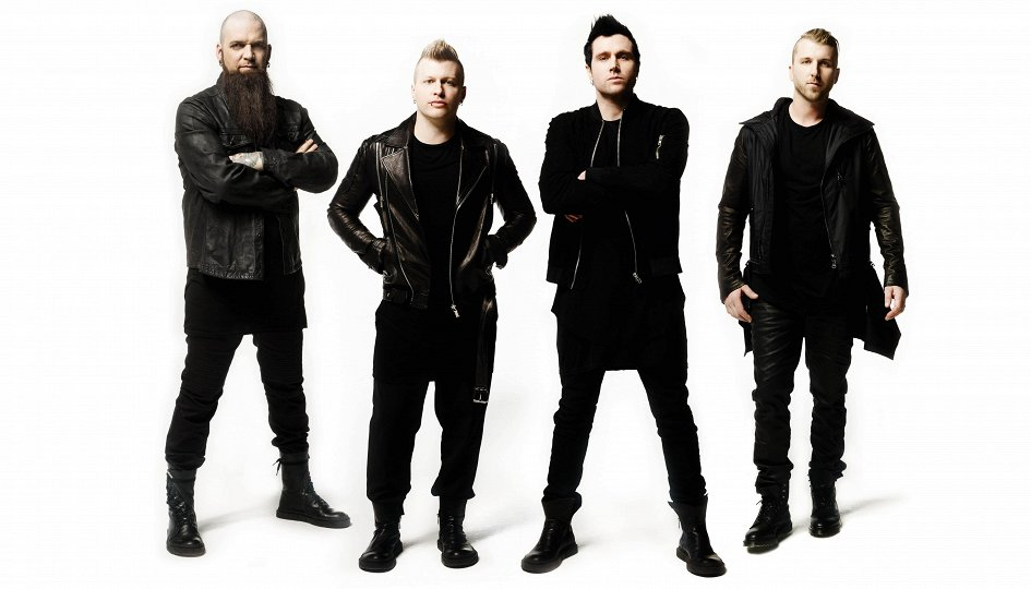 Концерты: Three Days Grace