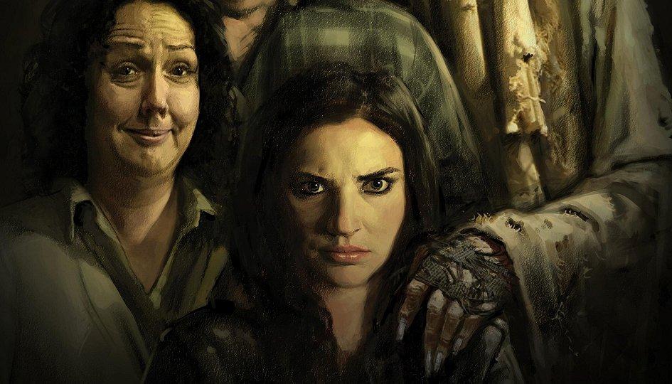Кино: «Привязанные к дому»
