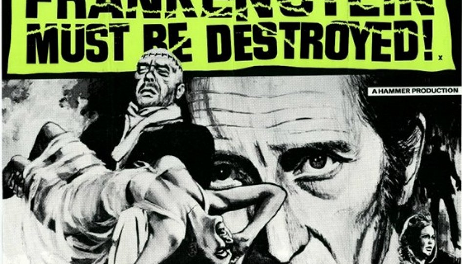 Кино: «Франкенштейн должен быть уничтожен»