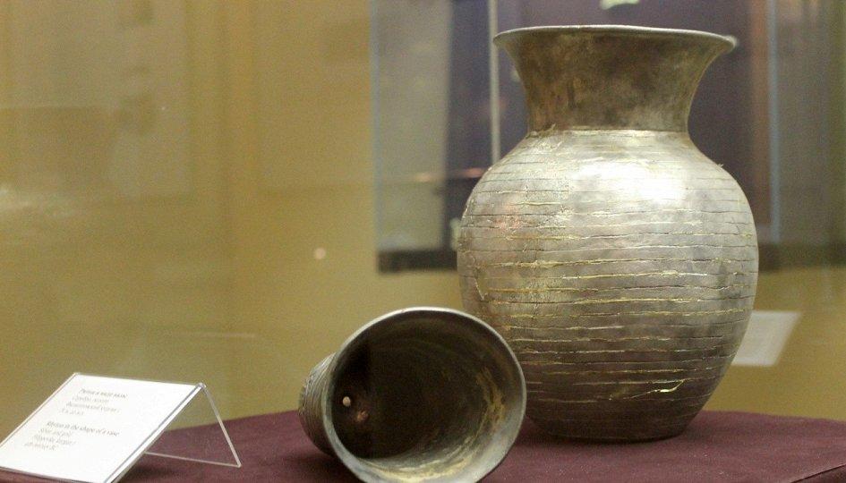Выставки: Становление академической археологии в Башкортостане