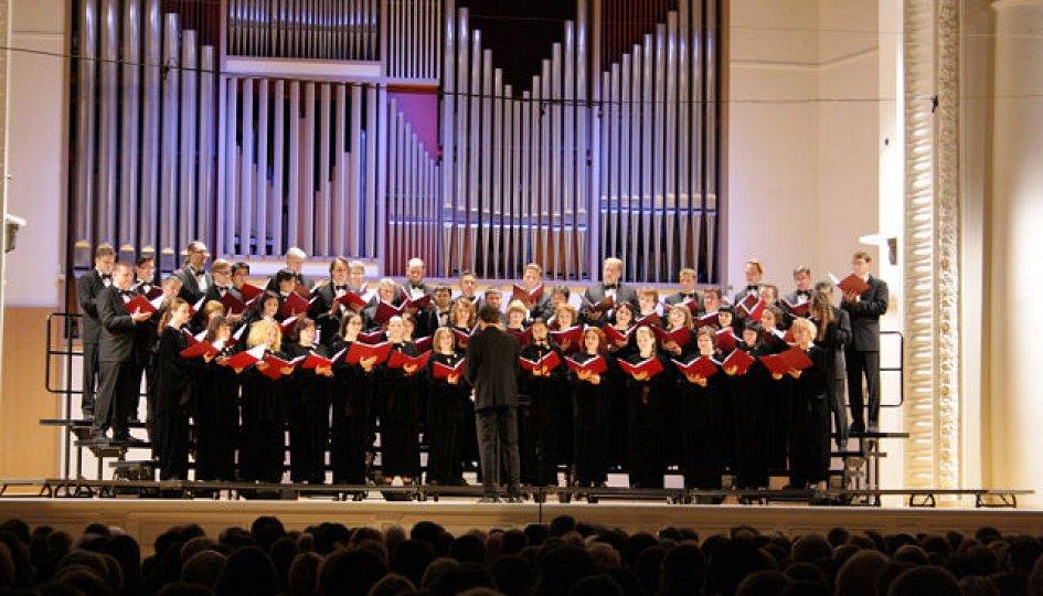 Концерты: «Орф. Carmina Burana»: Анна Денисова, Владимир Мороз