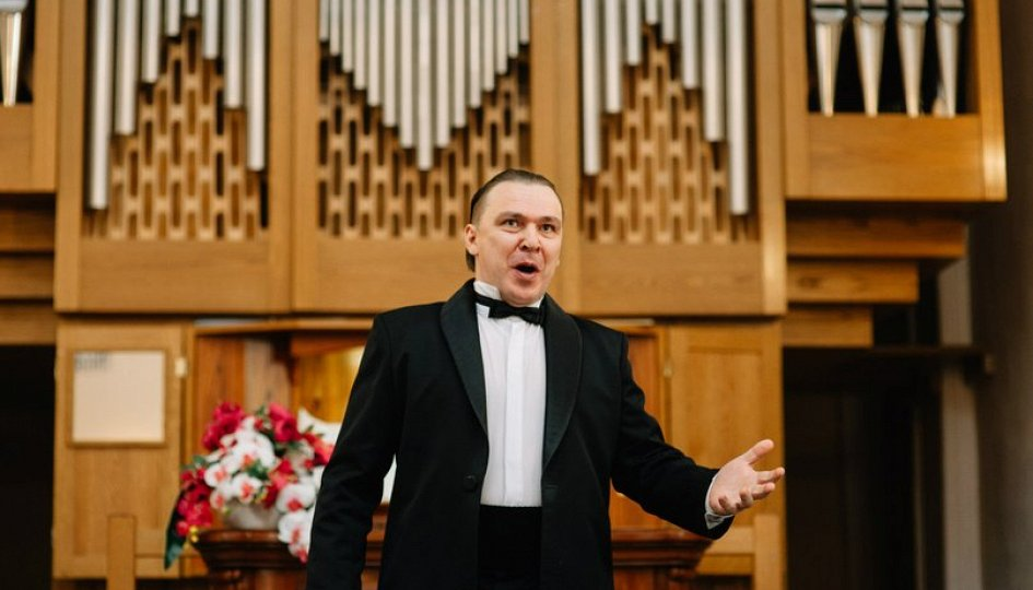 Концерты: Александр Погудин