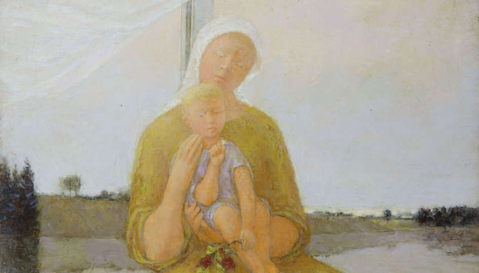 Выставки: Анатолий Филимонов. Волшебный художник