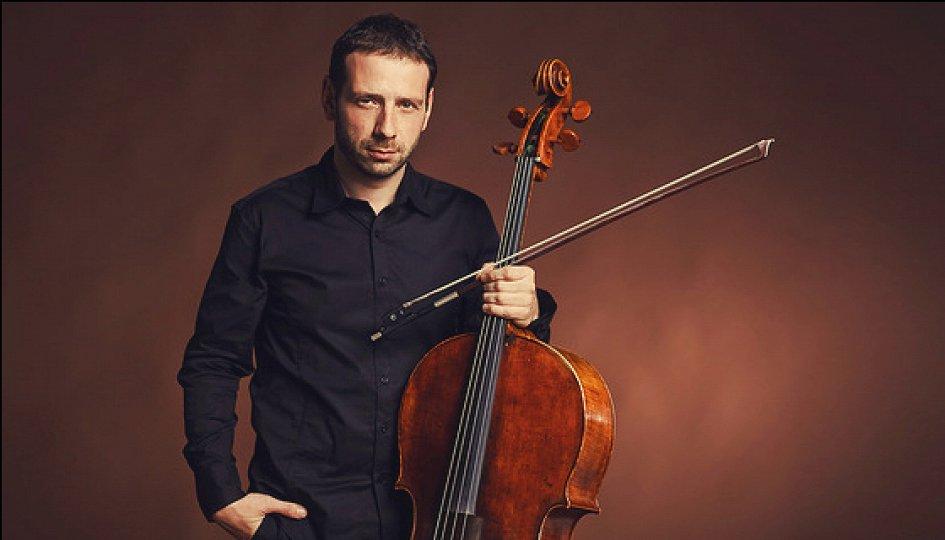 Концерты: Алиса Маргулис (скрипка), Борис Андрианов (виолончель), Александр Бузлов (виолончель)