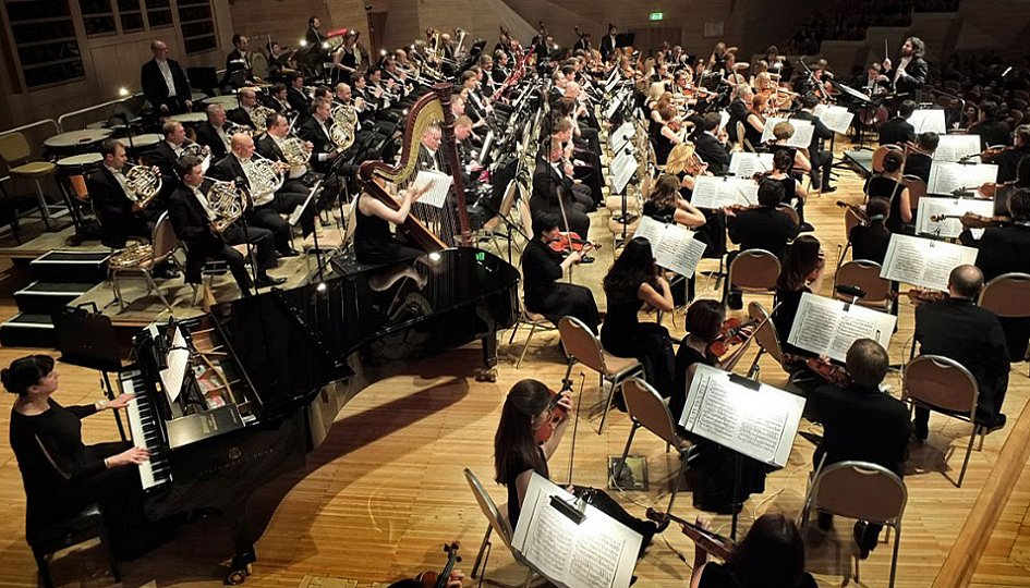 Концерты: Симфонический оркестр «Русская филармония». Дирижер Фабио Мастранджело
