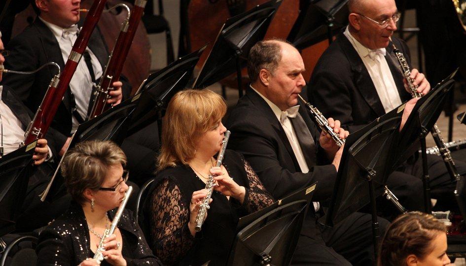 Концерты: «Всероссийские филармонические сезоны»: Волгоградский симфонический оркестр