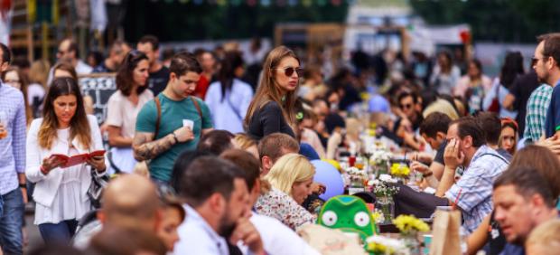 fitcher: Итоги большого летнего фестиваля «О, да! Еда!» в Петербурге
