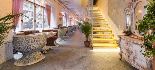 fitcher: Перезапуск ресторана Tajj Mahal