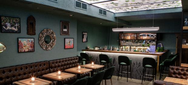 fitcher: Herbarium Polugar Bar: гриб на клумбе
