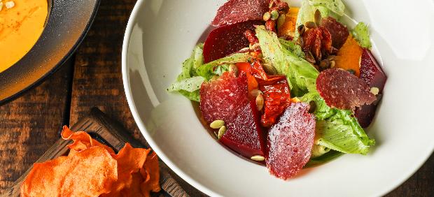 fitcher: Корнер Tundra Grill на Усачевском рынке, вегетарианские обеды в Gayane's и другие новости