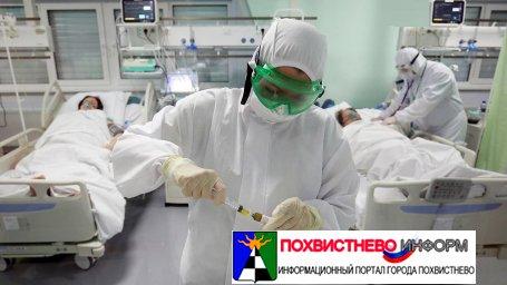 Гдевыявили 237больных коронавирусом засутки вСамарской области