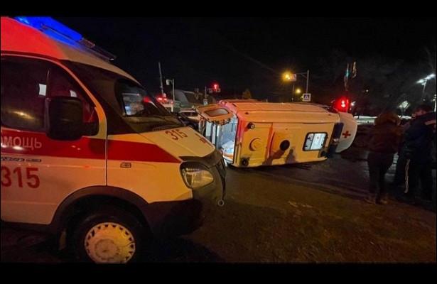 Четыре человека пострадали вДТПсоскорой вСамаре