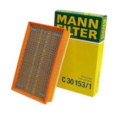 Mann filter instructions