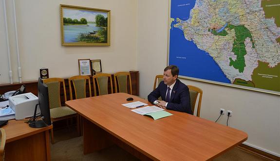 Впрофильном комитете ЗСКрассмотрели возможности развития агрострахования